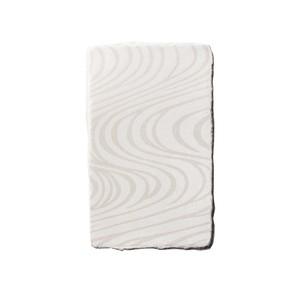 【手漉き和紙〈流水〉】4号サイズ 和紙名刺 / メッセージカード