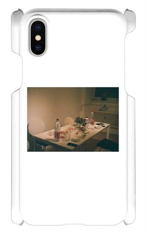 旅の食卓 iPhoneケース