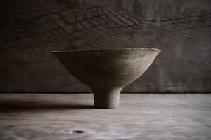 浮様高台楡鉢【開 Kai】