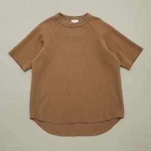 MOUN TEN. stretch thermal T-shirts 0サイズ [21S-MT63-0923b] MOUNTEN.