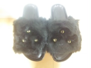 FUWA-FFUA CREATURE sandal 24.5cm