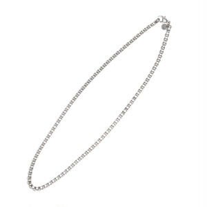 Tiffany & Co. Vintage  Silver  Venetian Chain Necklace