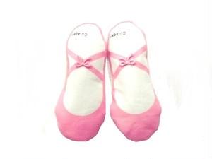 Shoe Deodorant(ピンク)バレエシューズ型 靴の消臭剤(日本製)
