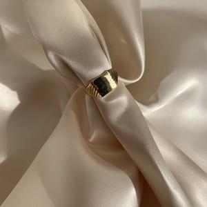 【14K-3-4】14K gold ring