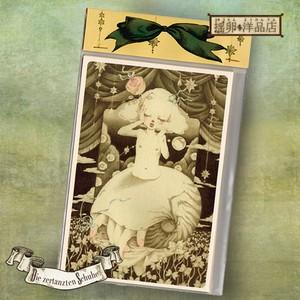 黒木こずゑ・PostCard3枚セット