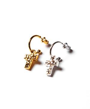 Ayler アイラー / Cross pierce / Ay-003