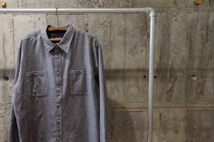 Wool shirt(USED)