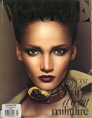 VOGUE PARIS #905 Mars 2010