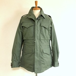 M-43 Field Jacket Down(Zanter) Khaki