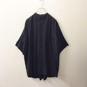 M.E.SPORT バンドカラーシャツ  size M メンズ古着