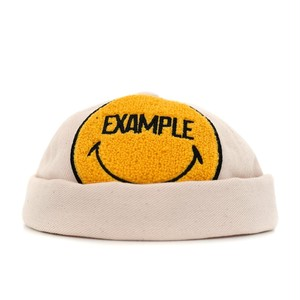 EXAMPLY by EXAMPLE EXAMPLY FISHERMAN CAP / IVORY