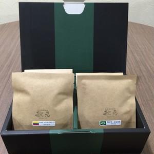 進物用ドリップパックコーヒーセット(ブラジル・コロンビア)