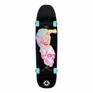 WELCOME SKATEBOARDS Loris Loughlin Complete - Black/Pink - 8.25""