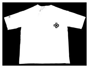 数量限定!IFBB PRO   記念Tshirt (WHITE)