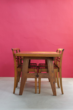 【SOLD OUT】Rene' Gabriel Dining Set