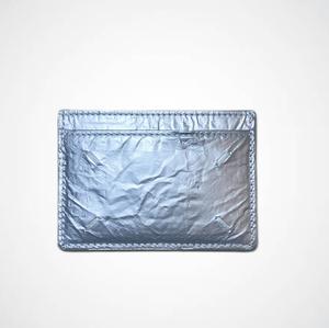 Maison Margiela card folder silver
