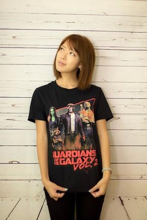 Marvel ガーディアンズオブギャラクシー Tシャツ