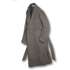 House coat [Brown]