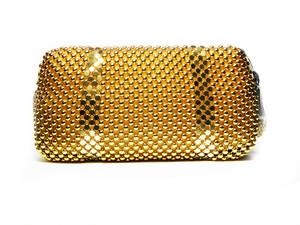 SUGAR pouch Gold