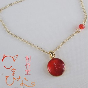 シンプルネックレス(ゴールド) for Doll