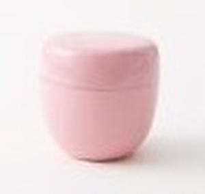 【茶道具/棗 おしゃれ かわいい カラー棗 (ピンク)