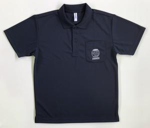ZUIHOUポロシャツ(ポケット付き)