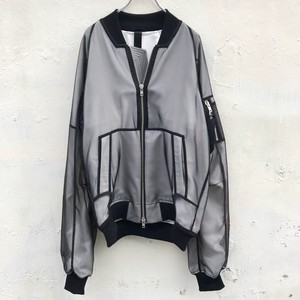 ODEUR studios GRAND BOMBER jacket