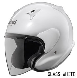 ARAI MZ-F Glass White