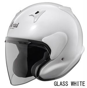 ARAI MZ-F Glass White
