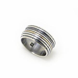 Sein goldline ring 01/ザインゴールドラインリング 01 #22