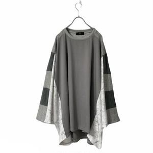 Wide-T-shirts (grey)