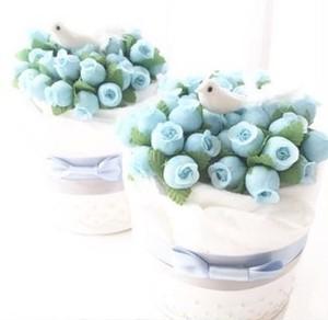 Flower Garden mini(ブルー)