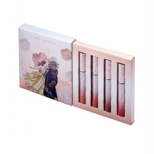 Comfort Matte Liquid Lip BOX SET 「美女と野獣」