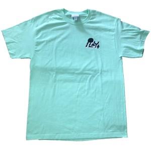 SQAK「PLAY」Tシャツ・ミント