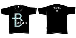 Bentham BIG LOGO Tシャツ