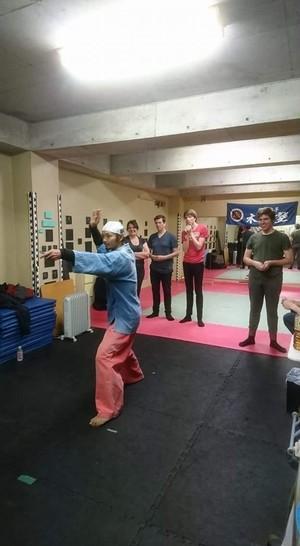 現代手裏剣協会 出張セミナー