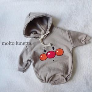 【即納】韓国買い付けアイテム ヒーローロンパース 韓国子供服ロンパース 出産祝い