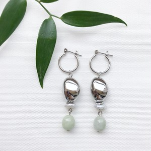 【再入荷】Silver beans pierce / earring