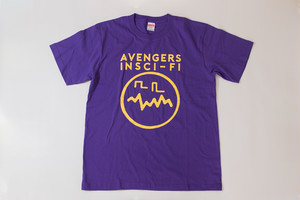 Electric Smile_Tee Purple