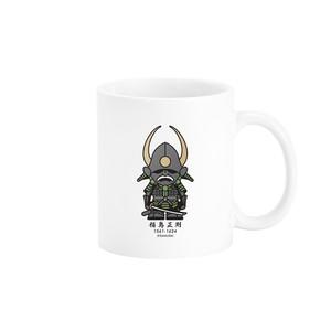 マグカップ(福島正則)