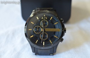 ARMANI EXCHANGE AX2164 腕時計