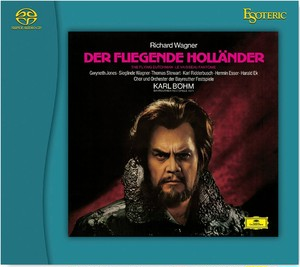 【ESOTERIC SACDソフト】ワーグナー:歌劇《さまよえるオランダ人》(全曲)