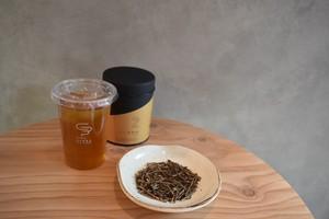 在来 花香 - ほうじ茶 - 30g(茶缶)