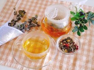 Herb・Room leaf 身体にやさしい ブレンドハーブティー ドリームピンク