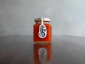 桃とトマトのジャム Peach and Tomato Jam