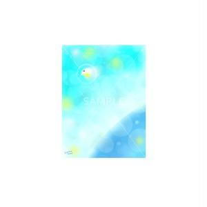 【選べるポストカード3枚セット】No.127 Moon Angel