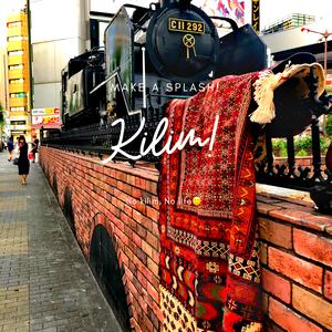 SL列車より歴史あり。細かい柄が美しいです。#1200-0788 193x119