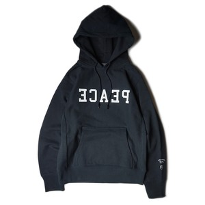 "ANRIVALED by UNRIVALED ""PEACE HOODED"" BLACK"