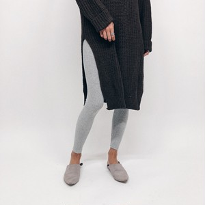 RIB Knit Leggings