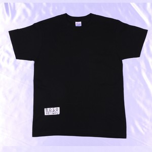 Tシャツ/『房州 電撃ライデンマル』/BOSO連合(黒)(DRGA-04)